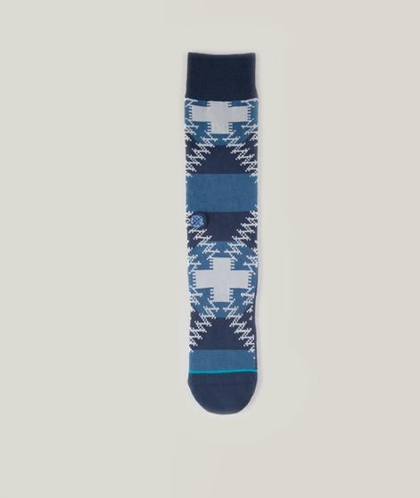 STANCE Mustang Socken blue