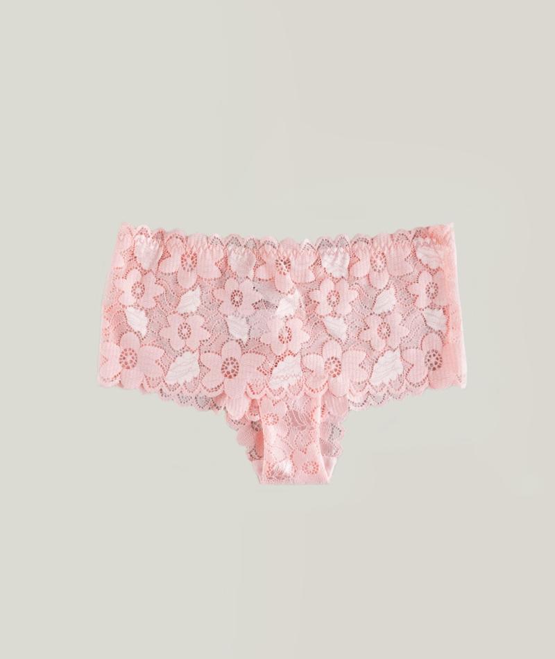 SAMSOE SAMSOE Marilyn Panty silver pink