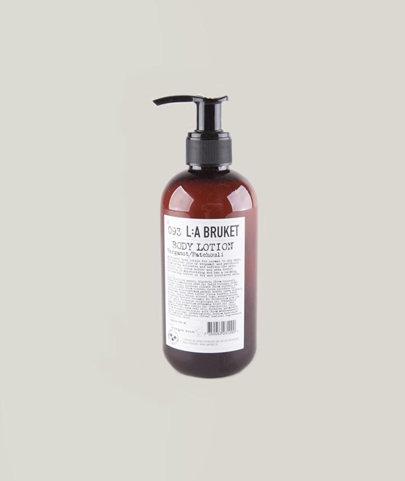 LA BRUKET No.93 Body Lotion Bergamot