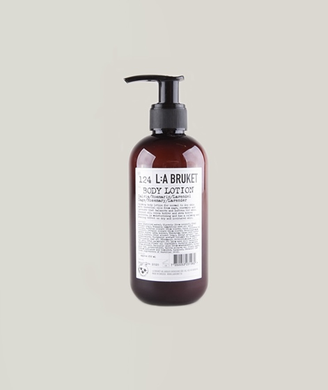 LA BRUKET No.124 Body Lotion Rosemary