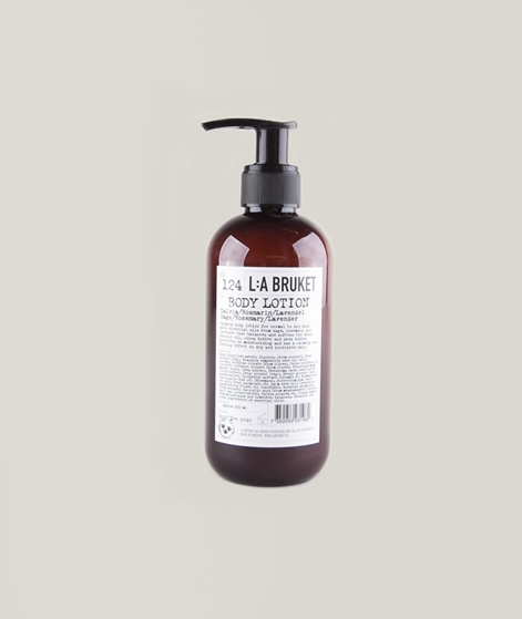 LA BRUKET No.158 Body Lotion Lemongrass