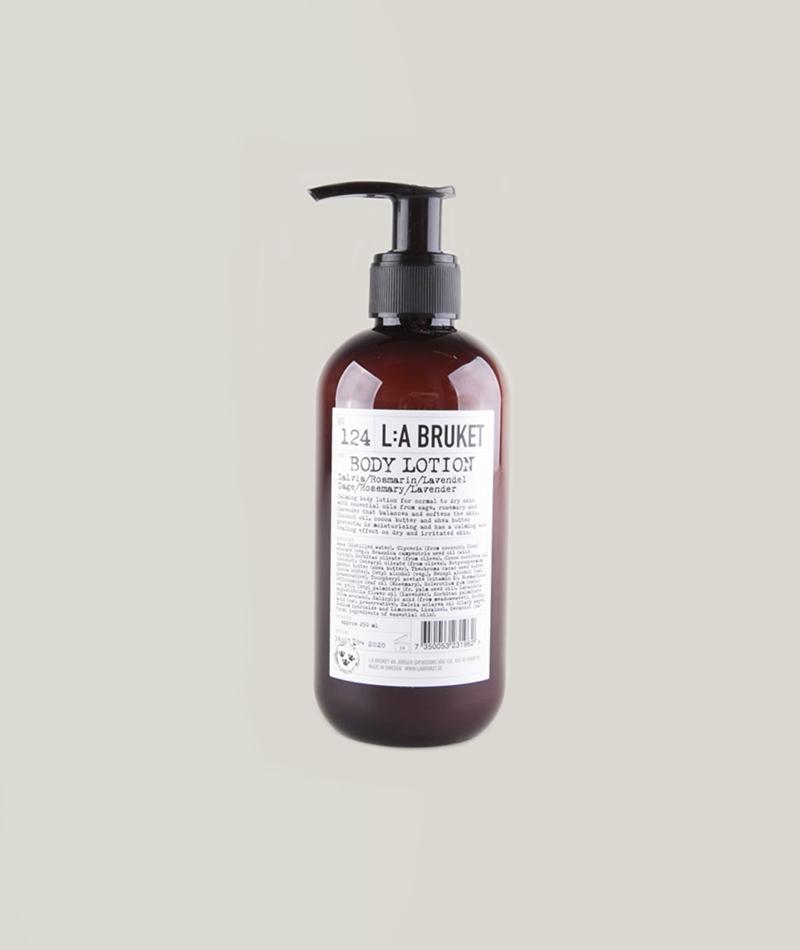 LA BRUKET No.158 Body Lotion Lemongrass