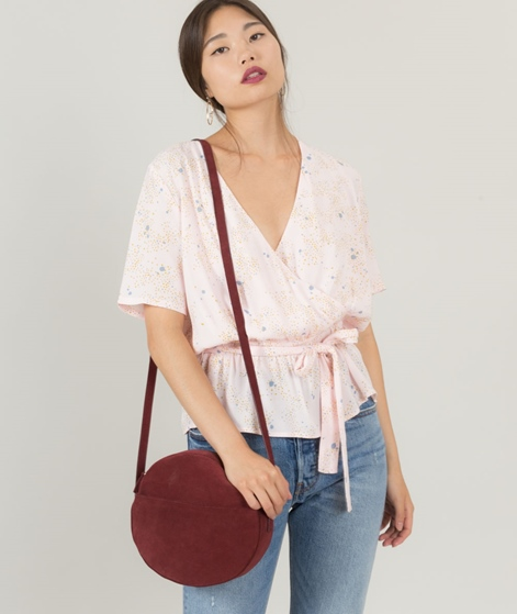 M BY M Sorbella Bluse point print
