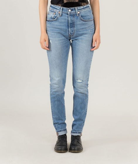 LEVIS 501 Skinny Jeans post modern blues