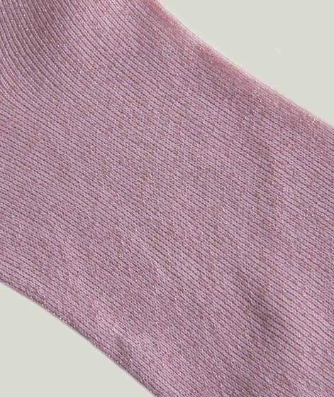 EBBA Socken pink/lurex