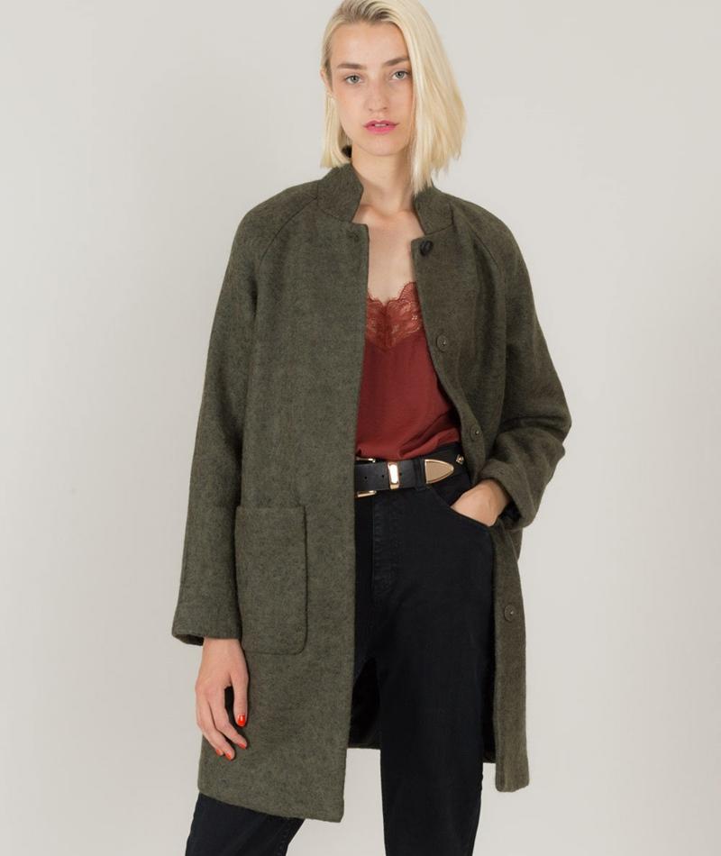 SELECTED FEMME SFNashwill Wool Mantel