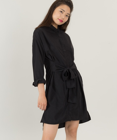 NATIVE YOUTH Nightfall Shirt Kleid black