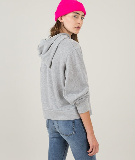CHEAP MONDAY Attract Glitter Hoodie grey