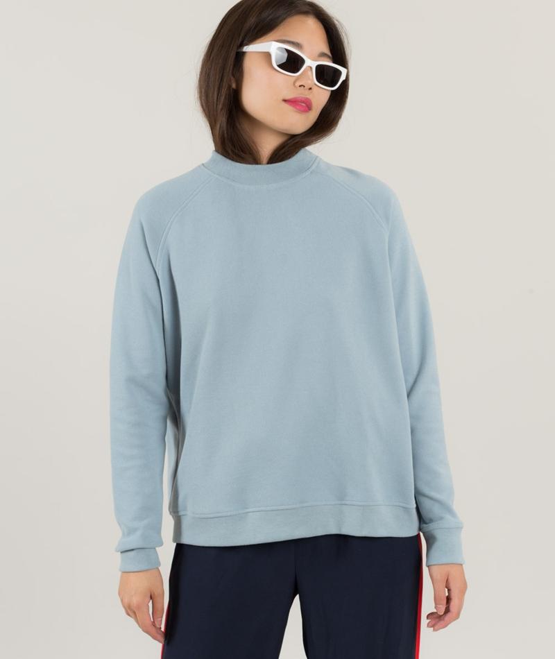 KAUF DICH GLÜCKLICH Lette Pullover blue