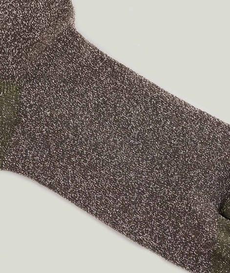 MP DENMARK Pernille Socken olive glitter