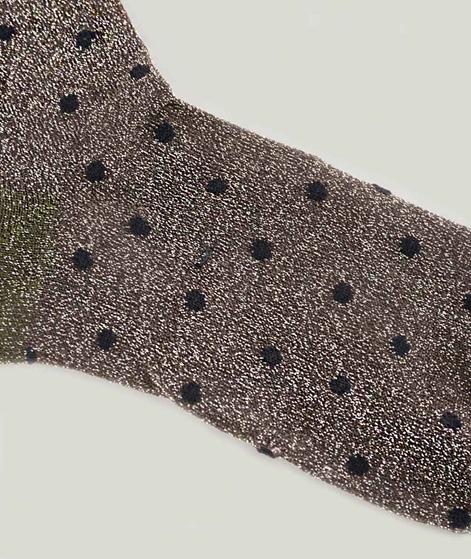 MP DENMARK Swan Socken olive glitter