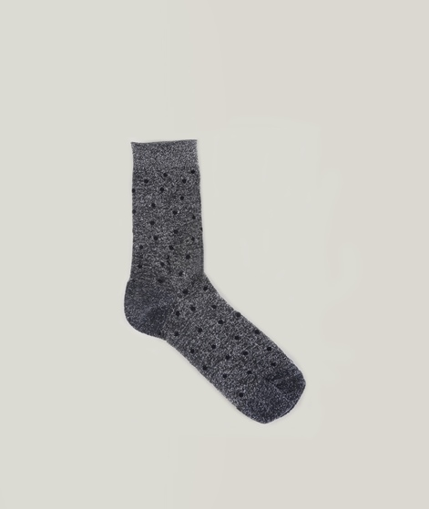 MP DENMARK Swan Socken grey glitter