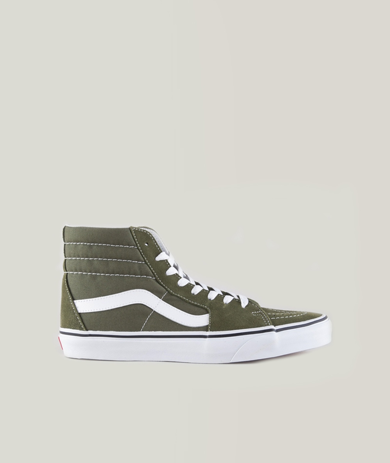 VANS UA SK8-Hi Sneaker winter moss