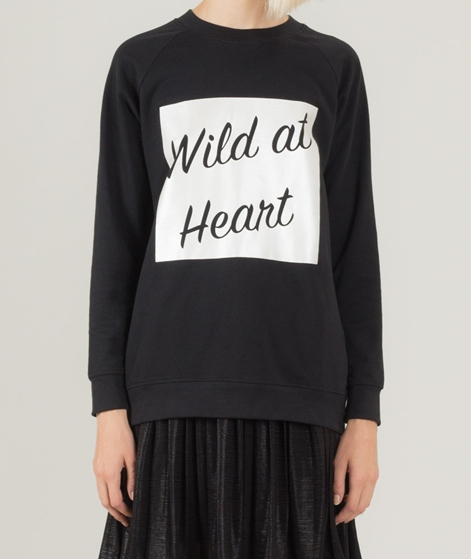 POP CPH Wild At Heart Sweatshirt silver