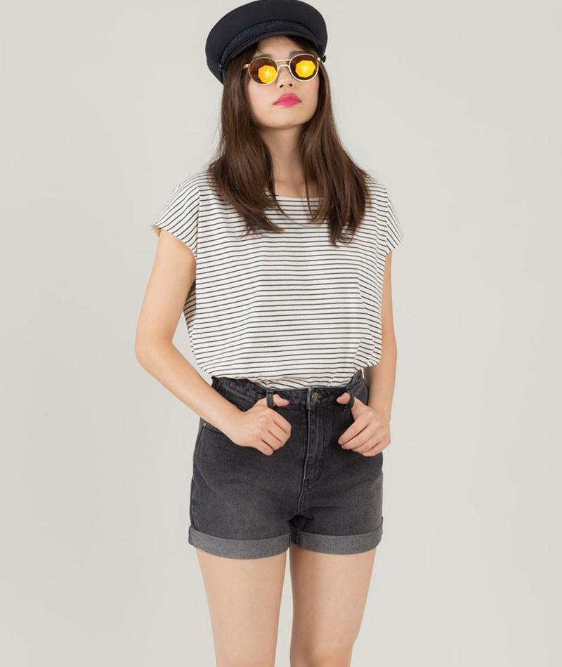 MINKPINK Shadow Scando Shorts vintage