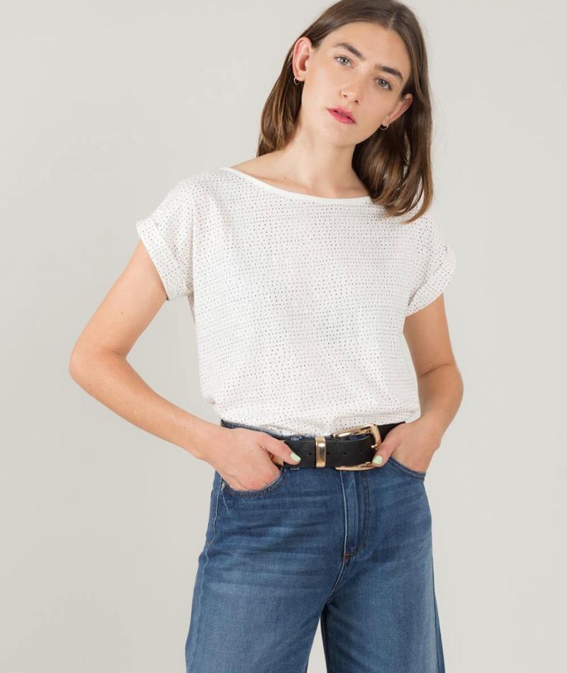 WEMOTO Holly T-Shirt white