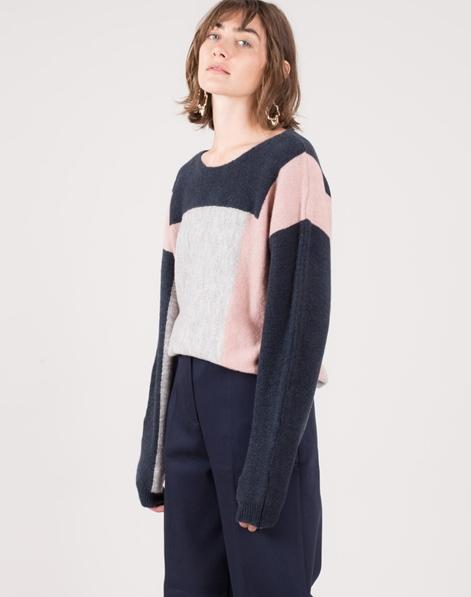 VILA Vigrisina Batwing Pullover