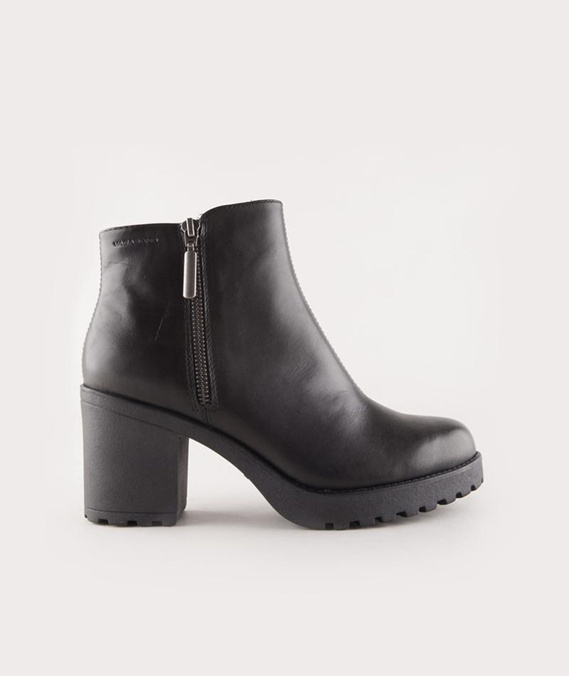 VAGABOND Grace Zip-Stiefelette schwarz