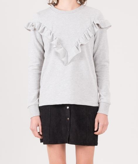 VILA Vimista Flounce Sweat Pullover