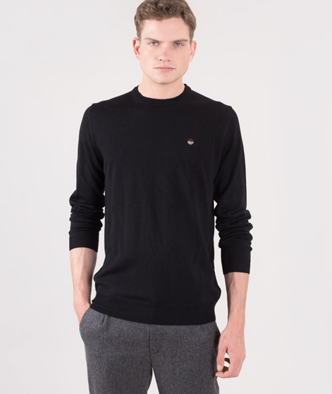 ONTOUR Clean Pullover black