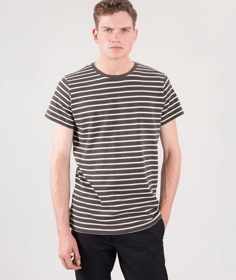 SUIT Beagle T-Shirt gestreift