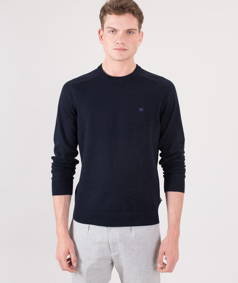 BEN SHERMAN Cotton Crew Neck Pullover