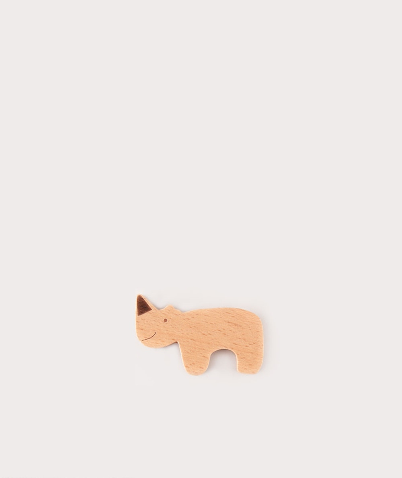 BLOOMINGVILLE Toy Animal Nashorn