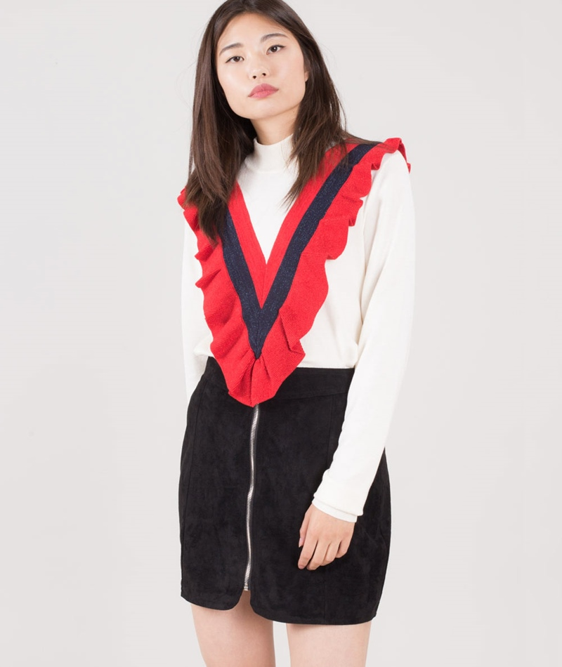 M BY M Toxic Flow Pullover sugar