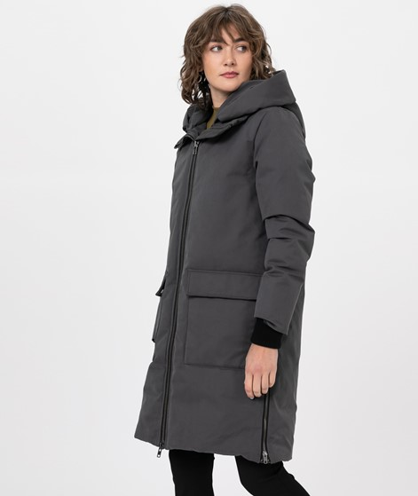 MINIMUM Korna Parka asphalt