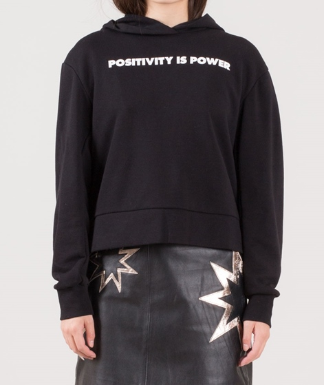 CHEAP MONDAY Positive Attract Hoodie