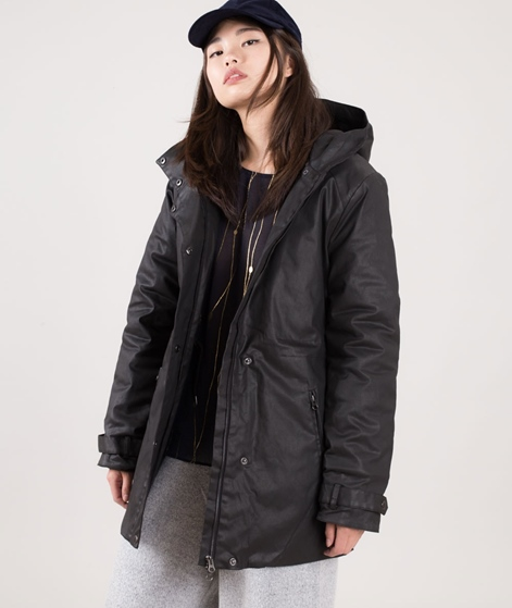 POP CPH Coat Jacke black