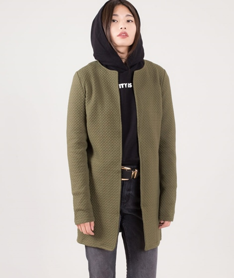 VILA Vinaja New Long Cardigan khaki