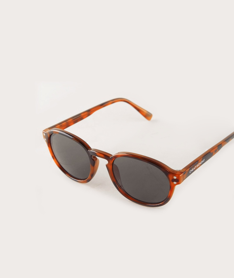 CHEAP MONDAY Cytric Sonnenbrille prison turtle brown