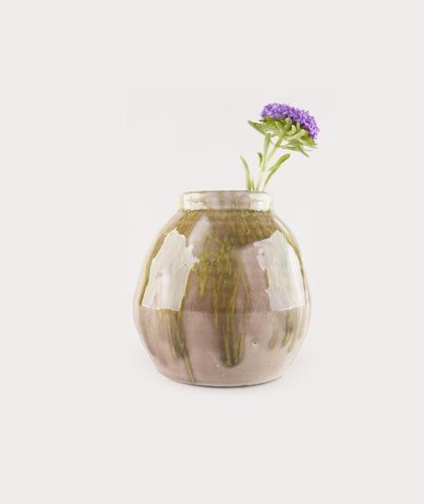 MADAM STOLTZ Terra Cotta Vase groß