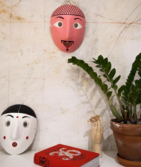 HAY Mood Mask White