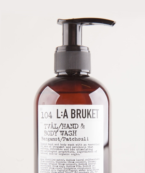 LA BRUKET No. 104 Body Wash Bergamot