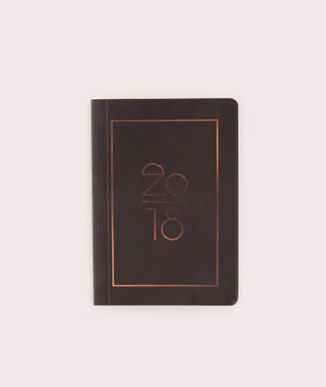 NAVUCKO Kalender 2018 schwarz