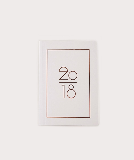 NAVUCKO Kalender 2018 grey