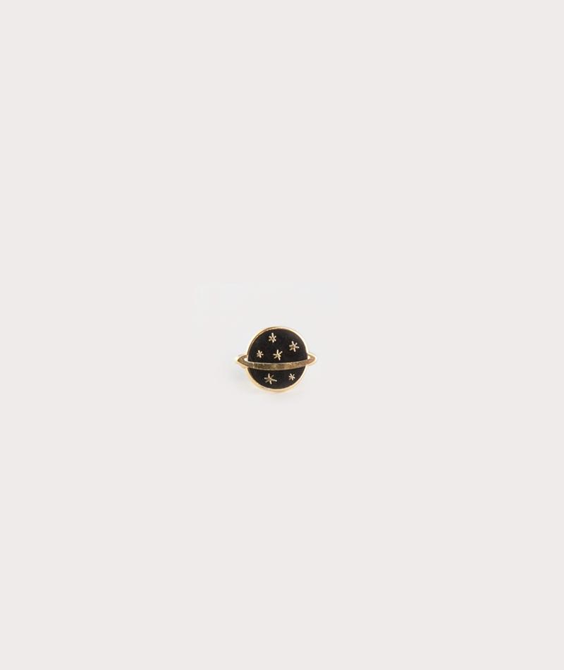 DES PETITS HAUTS Lirma Pin Jupiter noir