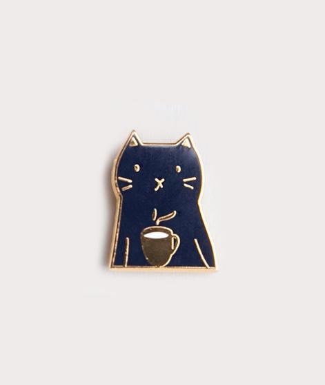 DES PETITS HAUTS Lalix Pin Katze Tee