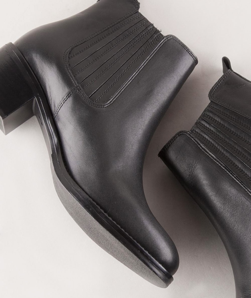 KAUF DICH GLÜCKLICH Arata Schuhe black