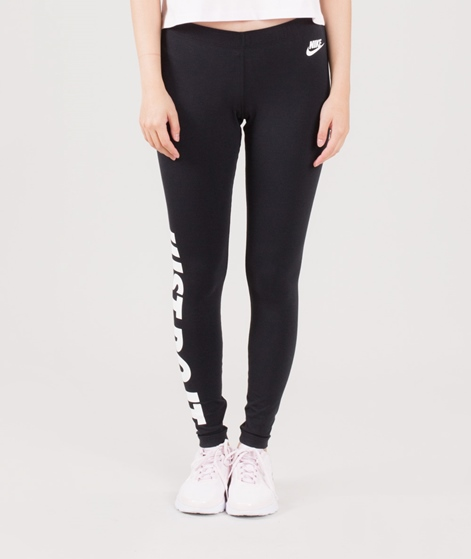 NIKE Leg-A-See Just Do It Leggins black