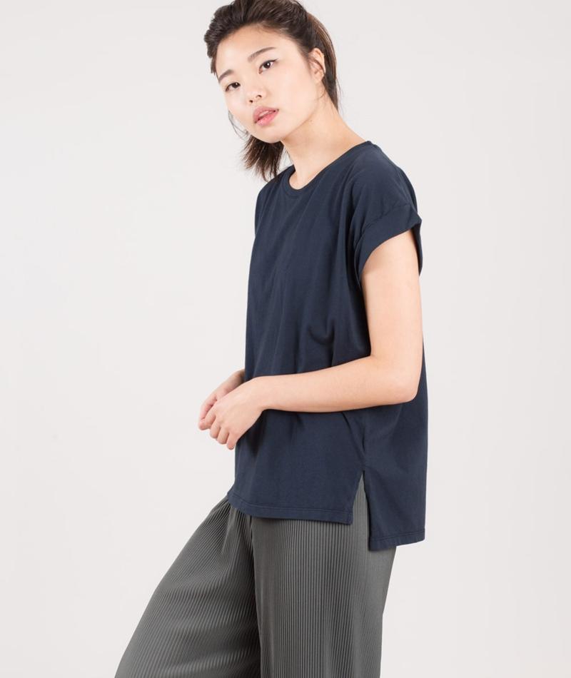 KAUF DICH GLÜCKLICH Amelie T-Shirt blue