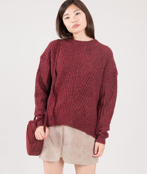 M BY M Aliso Ena Pullover rosewood