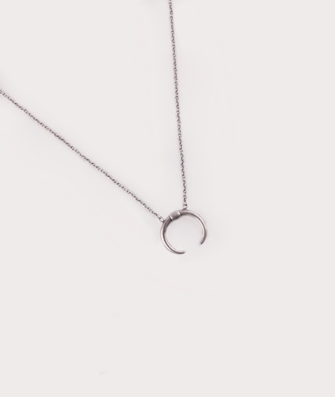 MOSS CPH Ivory Kette silver