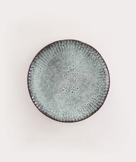 MADAM STOLTZ Stoneware Essteller green