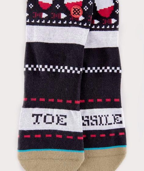 STANCE Missle Toe 2 Socken black