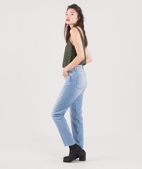 MOSS CPH Crystal Mom Jeans denim