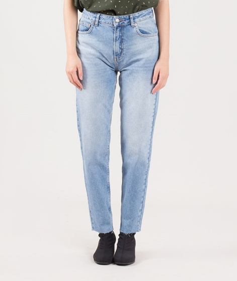 MOSS CPH Crystal Mom Jeans denim