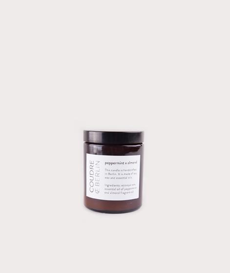 COUDRE BERLIN Duftkerze peppermint/almond